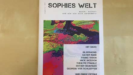 Sophies Welt – Magazin